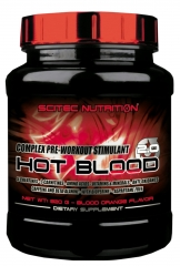 Scitec Nutrition Hot Blood 300g