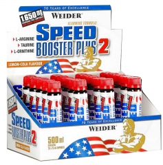 Weider Speed Booster Plus 2 20x25ml (500ml)