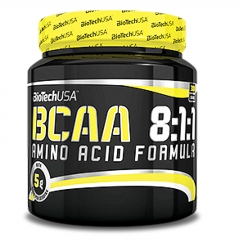BioTech USA BCAA 8:1:1 Neutral (300g)