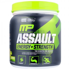 MusclePharm Assault Energy+Strength 345g