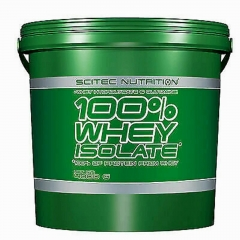 Scitec Nutrition 100% Whey Isolate 4000g