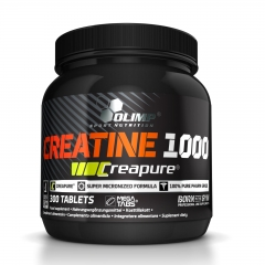 Olimp Creatine 1000 Creapure 300 Tabletten (570g)