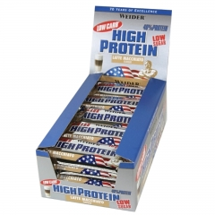 Weider 40% High Protein Bar 20x100g (2000g)