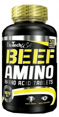 BioTech USA Beef Amino 120 Tabletten (236g)