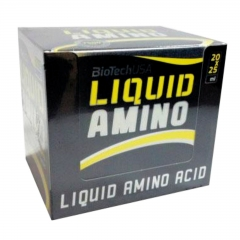 BioTech USA Liquid Amino 7500mg 20x25ml (500ml)