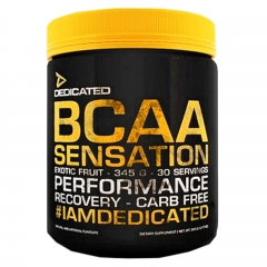 Dedicated BCAA Sensation 345g