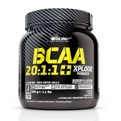 Olimp BCAA 20:1:1 + Xplode Powder 500g