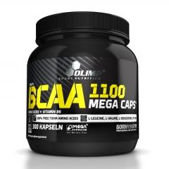 Olimp BCAA Mega Caps 300 Kapseln (384g)