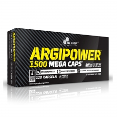 Olimp Argi Power 1500 Mega Caps 120 Kapseln (200g)