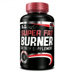 BioTech USA Super Fat Burner 120 Tabletten (144g)